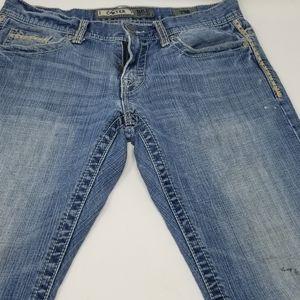 BKE Carter jeans 29R